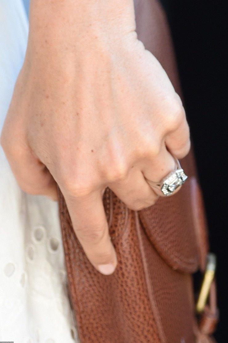 Помолвочное кольцо Пиппы Мддлтон