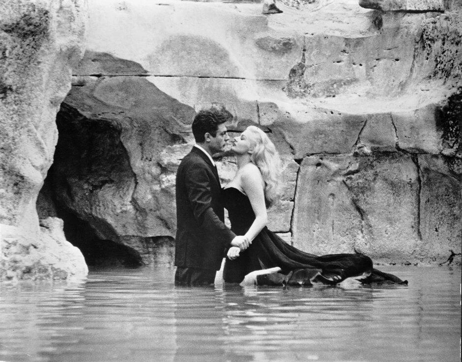 «Сладкая жизнь» (1960), реж. Федерико Феллини