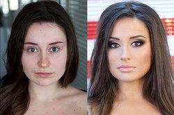 Никакого мошенничества, только макияж: 17 изумительных фото дои после мейка