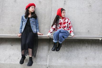 Модные дети Южной Кореи: хроники сулиц Сеула
