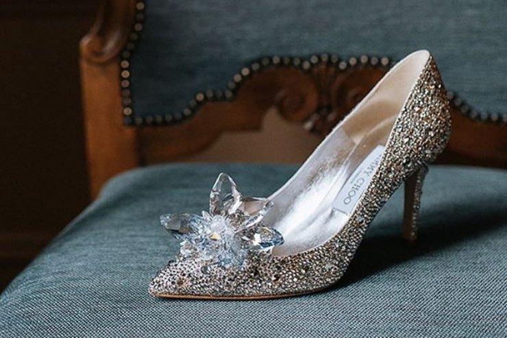 Пайетками едины: обувь, которая создаст ощущение праздника вбудни