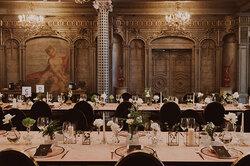 Ужин вчесть уникальных коллекций High Artistry Дома Montblanc