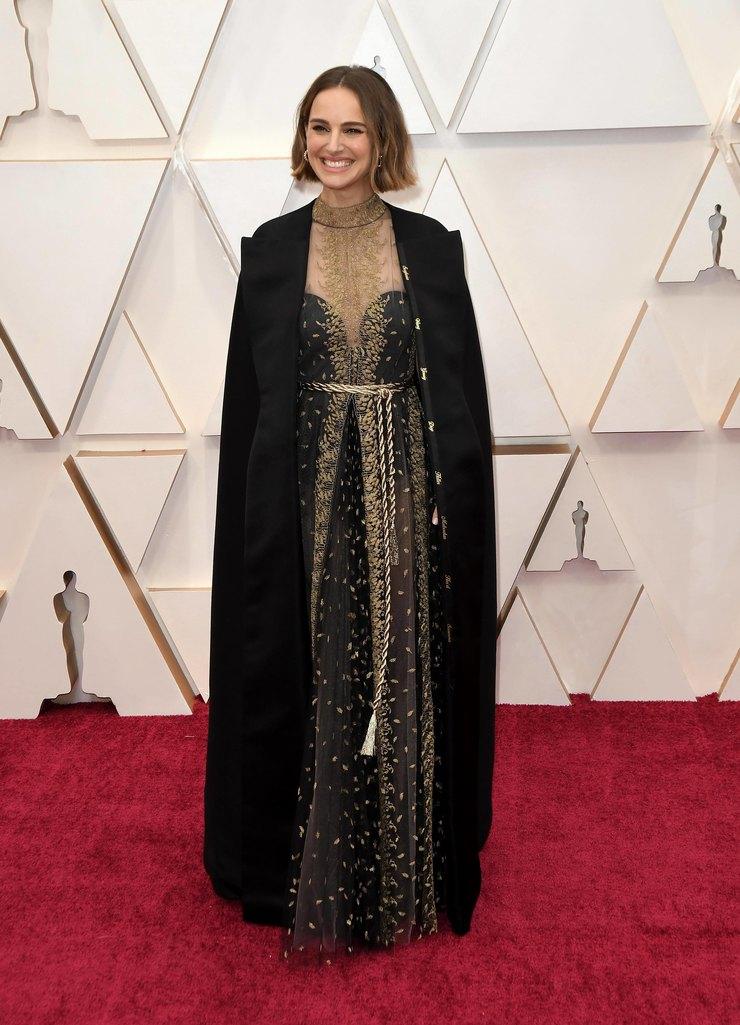 Натали Портман напремии «Оскар» 2020 год