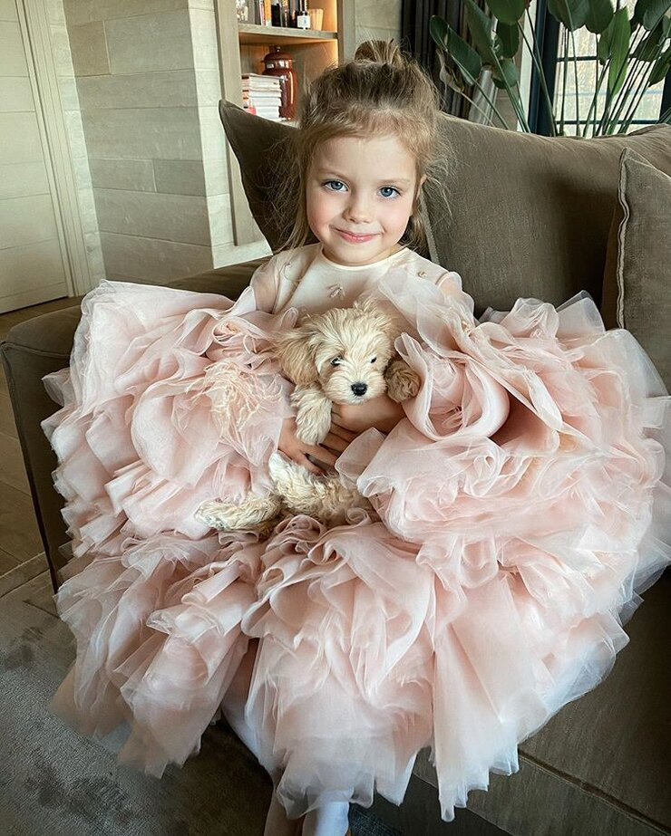 Дочь Перминовой иЛебедева