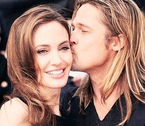 Анджелина Джоли и Брэд Питт снимают совместный фильм