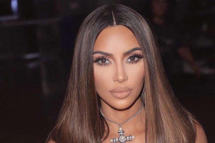 Намек наблонд: Ким Кардашьян сделала модное окрашивание