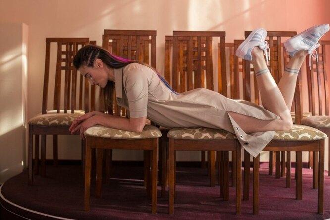 Как носить вещи встиле ретро: 19 идей Medea Maris, вдохновленных Олимпиадой-80