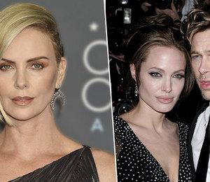 Почему роман Брэда Питта с Шарлиз Терон больше похож на месть Анджелине Джоли?
