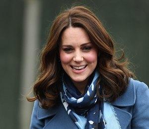 Кейт Миддлтон пожертвовала свои волосы больным детям