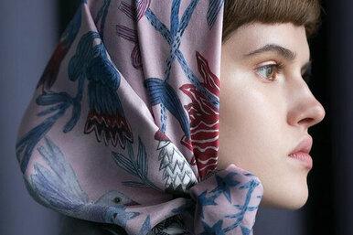 Сказочные принты иромантичные украшения вколлекции молодого бренда Eve&Esther