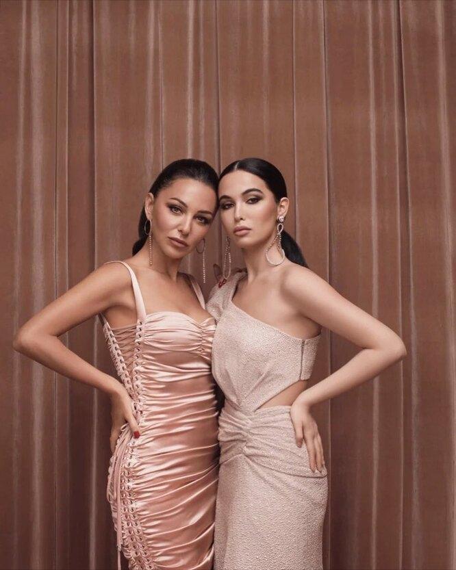 Лиана Турецкая с дочкой