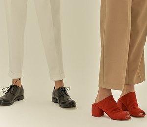 Самый выгодный шопинг обуви навесну сNO ONE