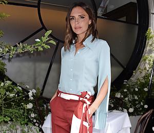 Victoria Beckham не примет участие в Неделе моды в Нью-Йорке
