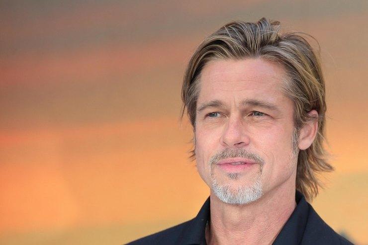 Брэд Питт изменился после развода сАнджелиной Джоли