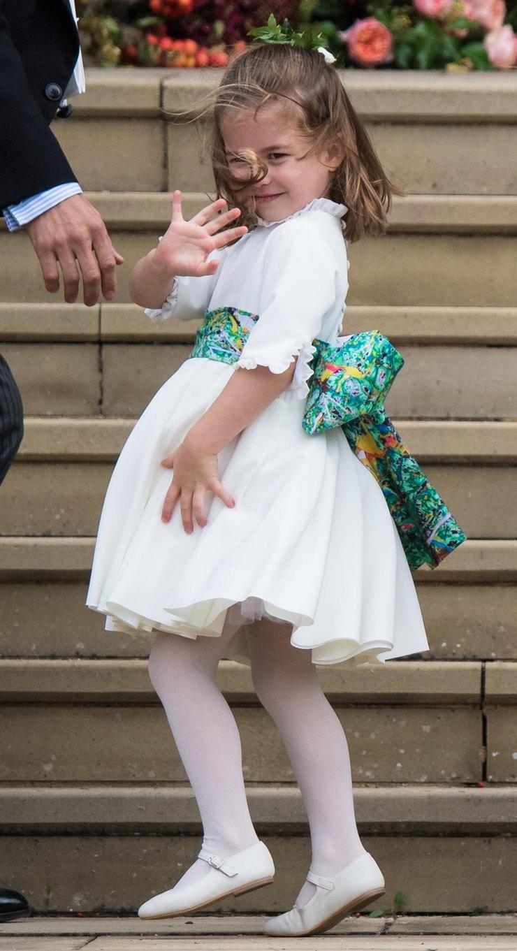 дочь Принца Уильяма иГерцогини Кембриджской
