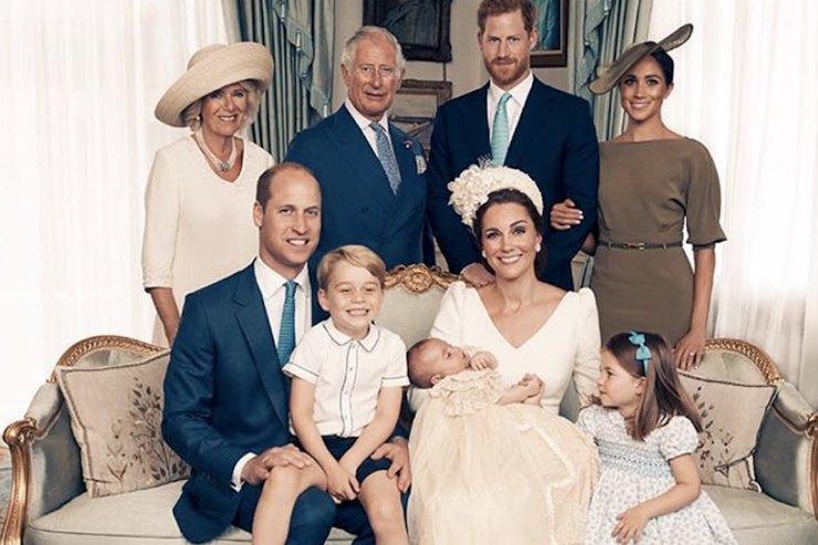 Вомбат иВольфрам: какие еще прозвища есть вкоролевской семье?