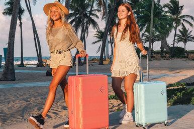 В теплые края: новые коллекции багажа дляярких путешествий