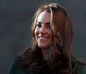 Герцогиня Кэтрирн пожаловалась на то, что ей трудно воспитывать троих детей