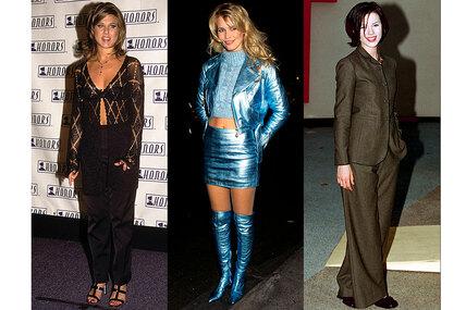 Нелепо, смешно, безрассудно, волшебно: как одевались в1990-е будущие иконы стиля