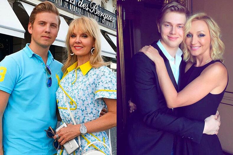 Самые красивые искрытные сыновья российских звезд: чем они занимаются исвободны ли их сердца?