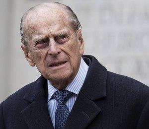 96-летний принц Филипп экстренно гоcпитализирован в Лондоне