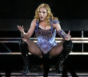 Идеальное тело после 60-ти: Мадонна показала, как тренируется доседьмого пота
