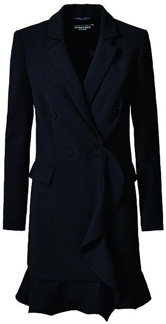 Платье изполиэстера, Marciano Los Angeles, 10 994 руб. (с учетом 45%-ной скидки), Guess