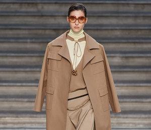 Многослойность и радикальное мини: главные тренды Недели моды в Лондоне