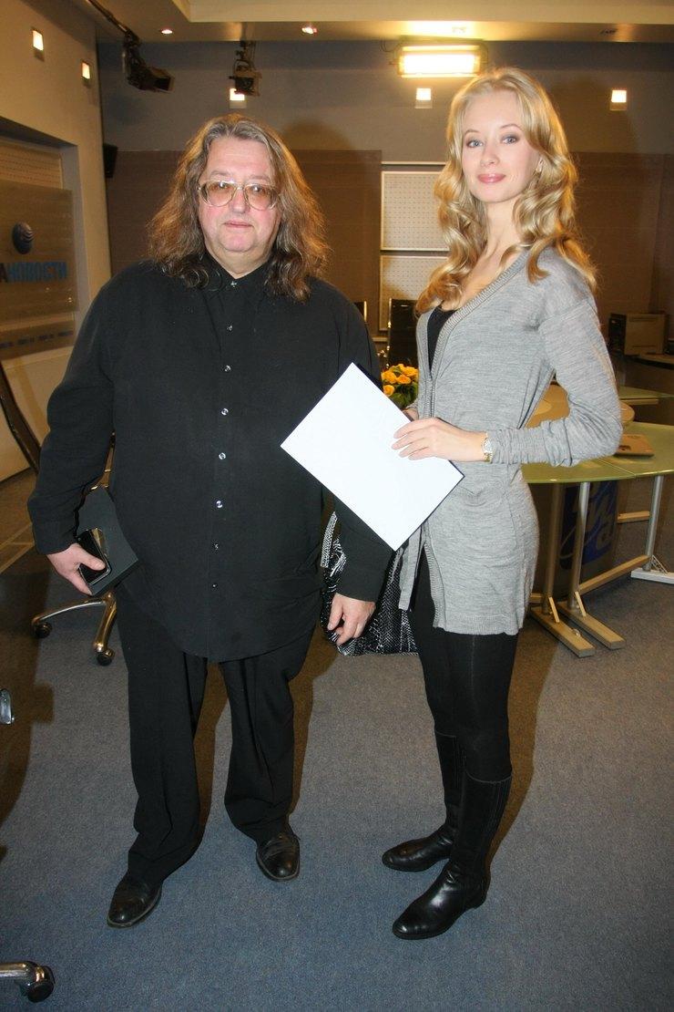 Александр Градский иМарина Коташенко