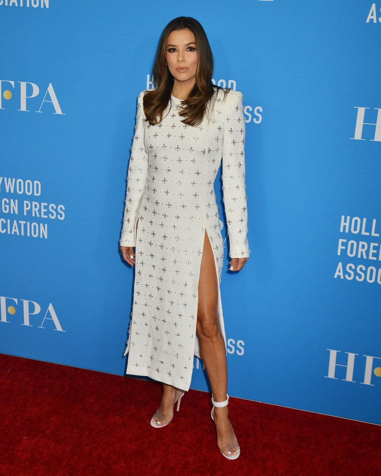 Ева Лонгория the Hollywood Foreign Press Association's Annual Grants Banquet 2019