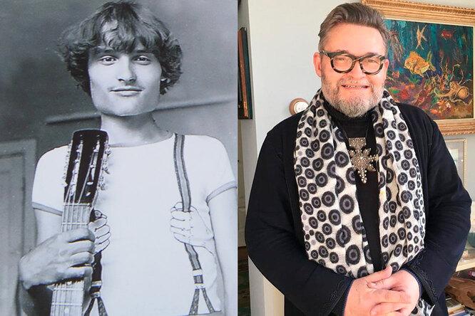 Александр Васильев тогда и сейчас