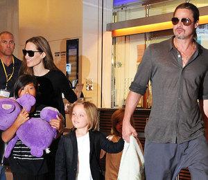 Брэд Питт и Анджелина Джоли усыновят седьмого ребенка?