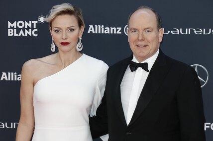 Ничего ототца: дети князя Монако становятся абсолютными копиями матери