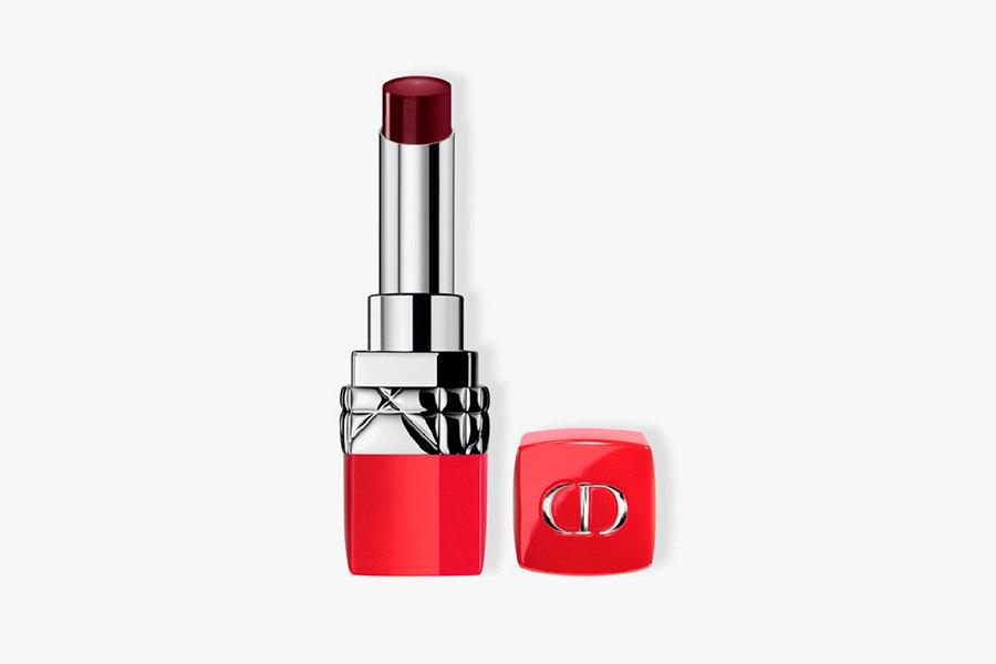 Увлажняющая помада длягуб Dior Ultra Rouge, Dior (оттенок 883 Ultra Poison)