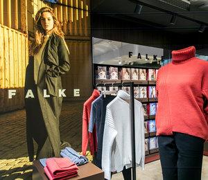 Легенда с нами: немецкий бренд Falke представил коллекцию одежды в Москве