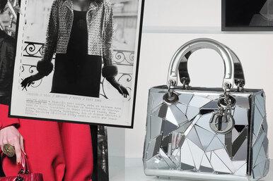 Моя прекрасная Lady: история сумки Lady Dior