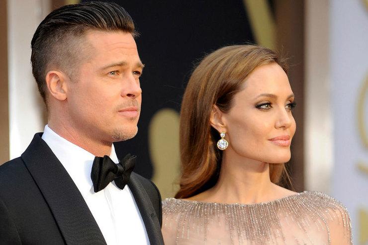 Дело на$100 тысяч: Анджелина Джоли требует отБрэда Питта алименты