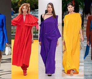 Модные цвета 2020: 5 главных оттенков, которые мы будем носить ближайшие 12 месяцев