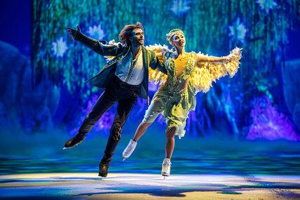 Каникулам – быть: вМоскве покажут ледовые шоу Татьяны Навки