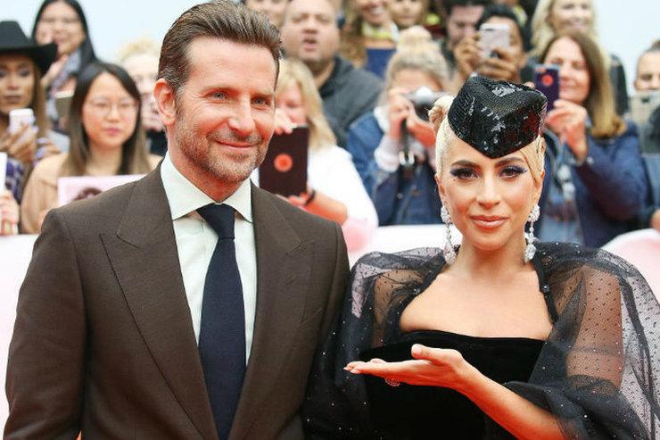 Леди Гага поддерживает Брэдли Купера после его разрыва сИриной Шейк