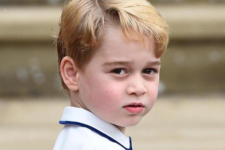 Кейт Миддлтон рассказала, как принц Джордж сыграл втеннис со своим кумиром