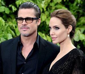 Анджелина Джоли в ярости из-за перемирия между Брэдом Питтом и Дженнифер Энистон