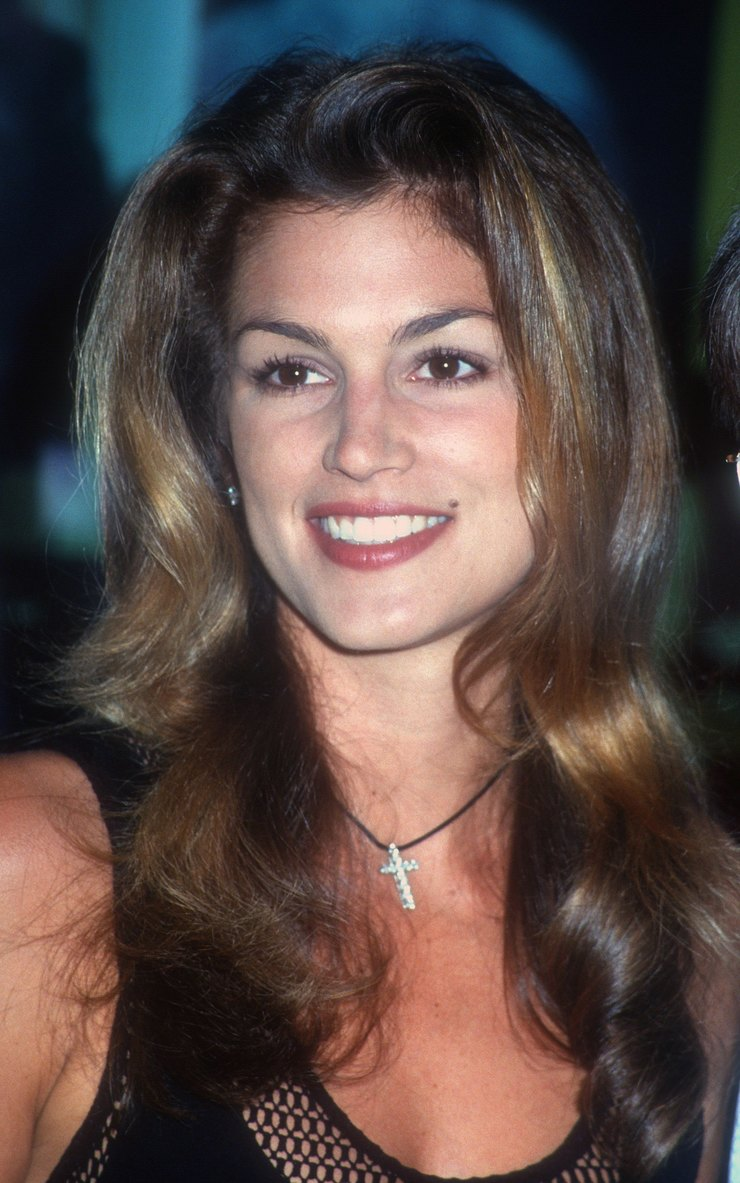 Синди Кроуфорд в90-е