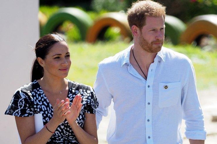 Принц Гарри эмоционально сравнил Меган Маркл спогибшей принцессой Дианой
