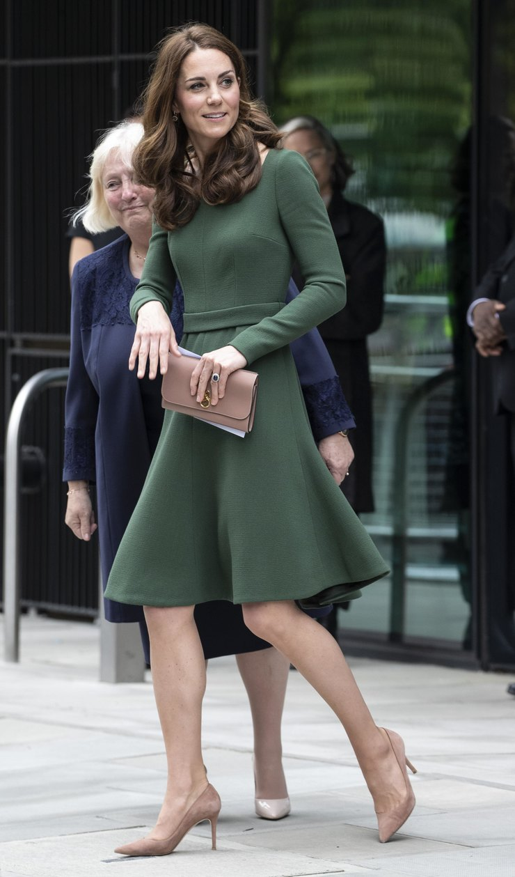 Кейт Миддлтон вплатье Beulah