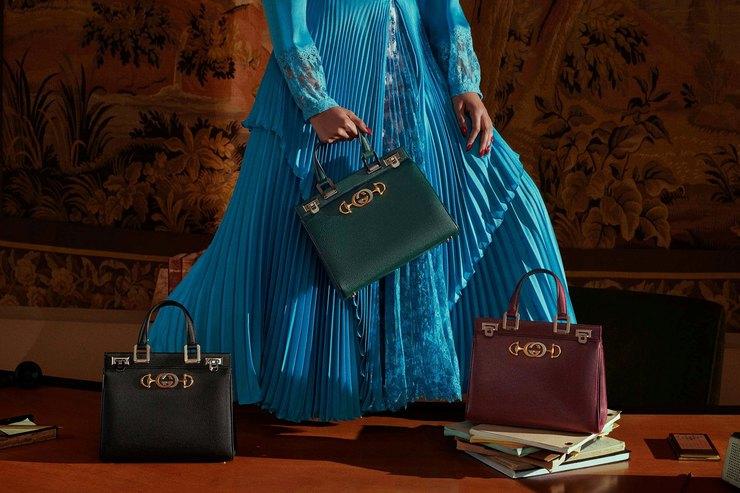 Буржуазный строй: 8 сумок, вкоторые стоит инвестировать вэтом сезоне