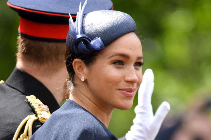Символ вечной любви: Принц Гарри подарил Меган Маркл третье обручальное кольцо