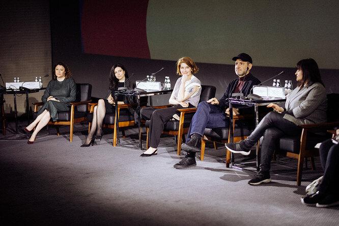 """Спикеры дискуссии """"Современный кинематограф. Время женщин"""""""