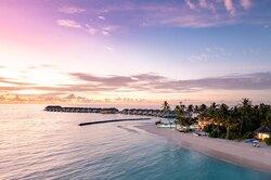 Частичка Италии врайских тропиках: почему стоит посетить отель Baglioni Resort Maldives