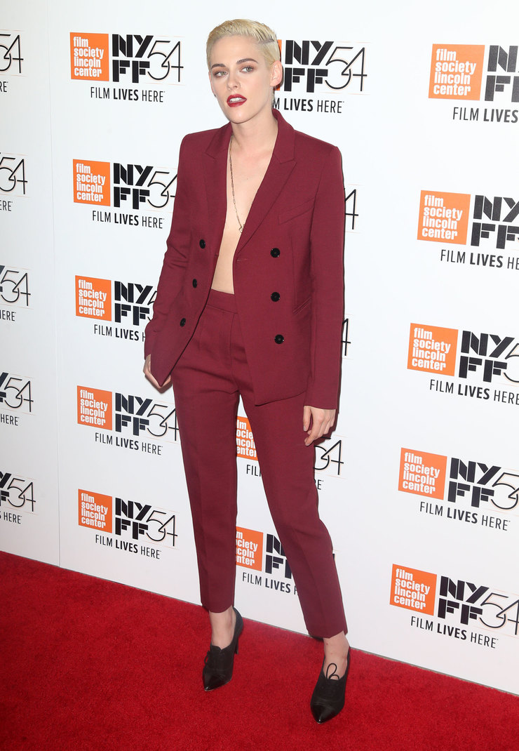 Кристен Стюарт напремьере фильма «Сertain Women» 2016 год